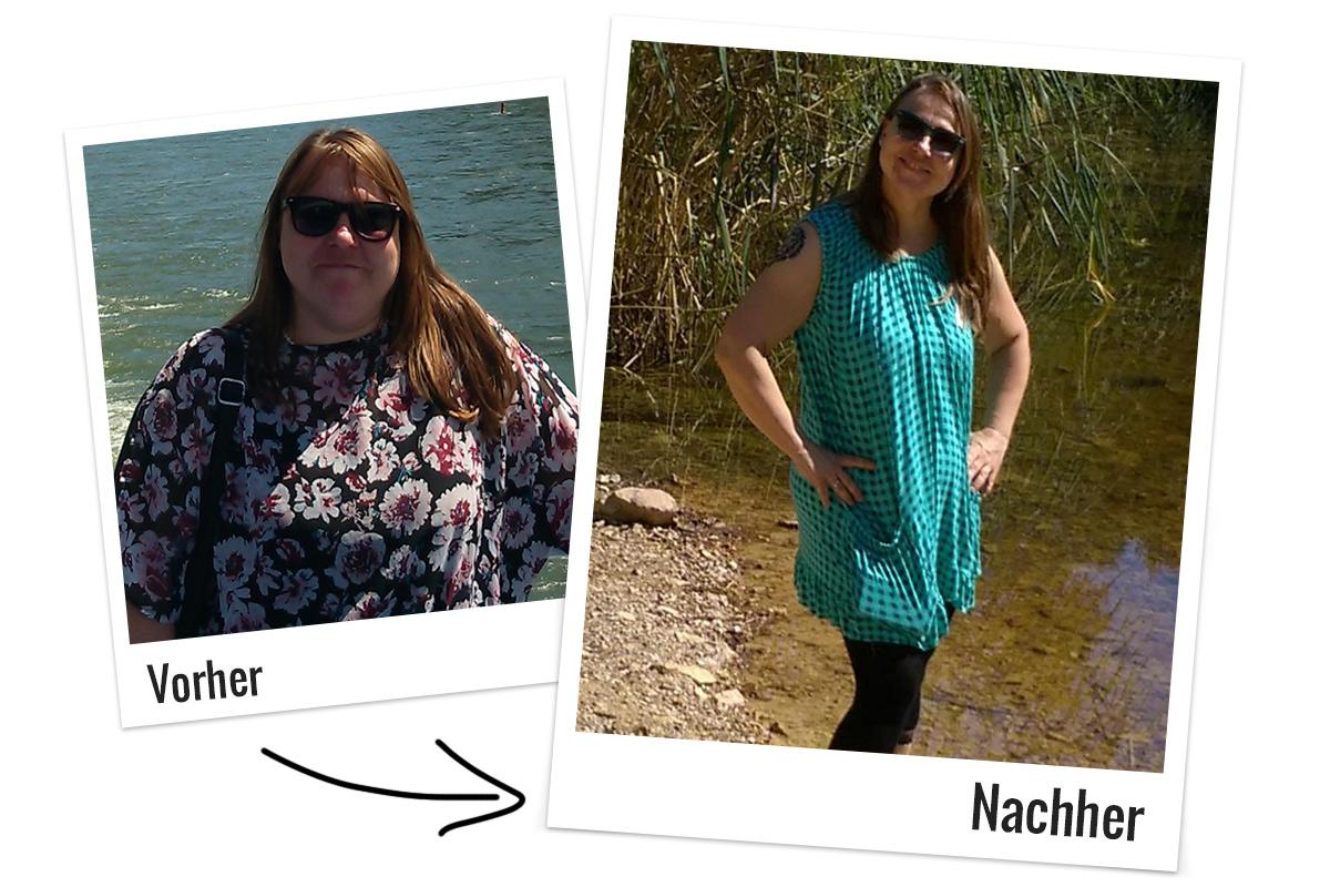 Nicole Vorher-Nachher-Photos